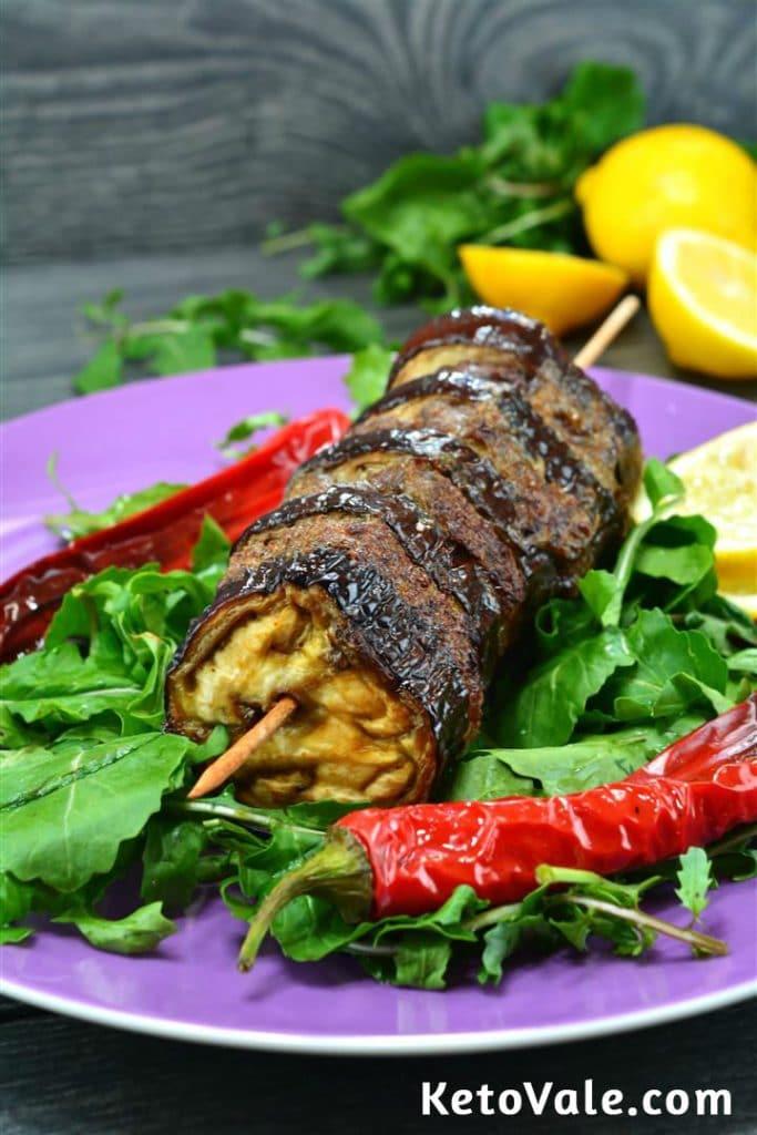 Low Carb Kebab