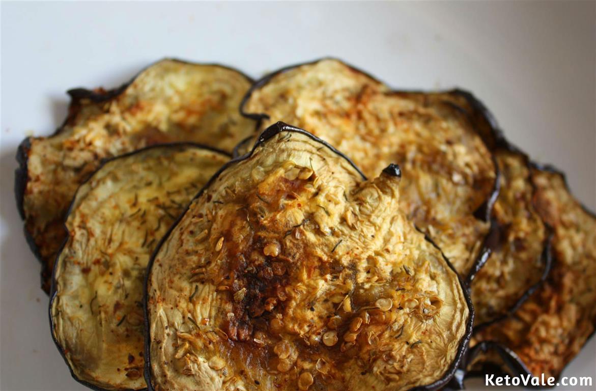 Eggplant Chips Recipe