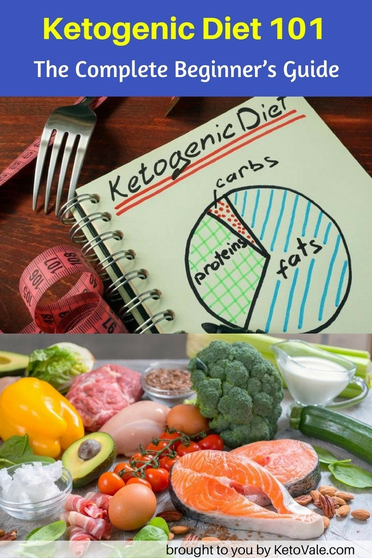 Keto Diet For Beginners: The Complete Guide | KetoVale