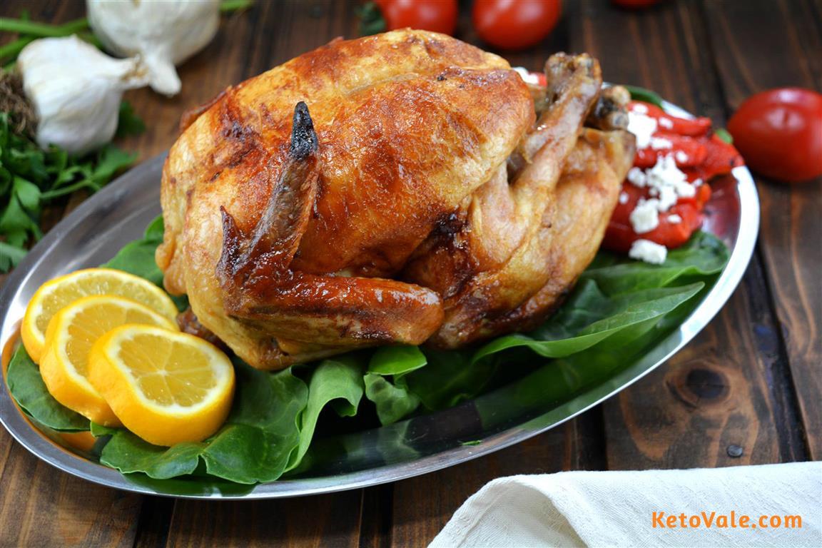 Roast Whole Chicken Recipe