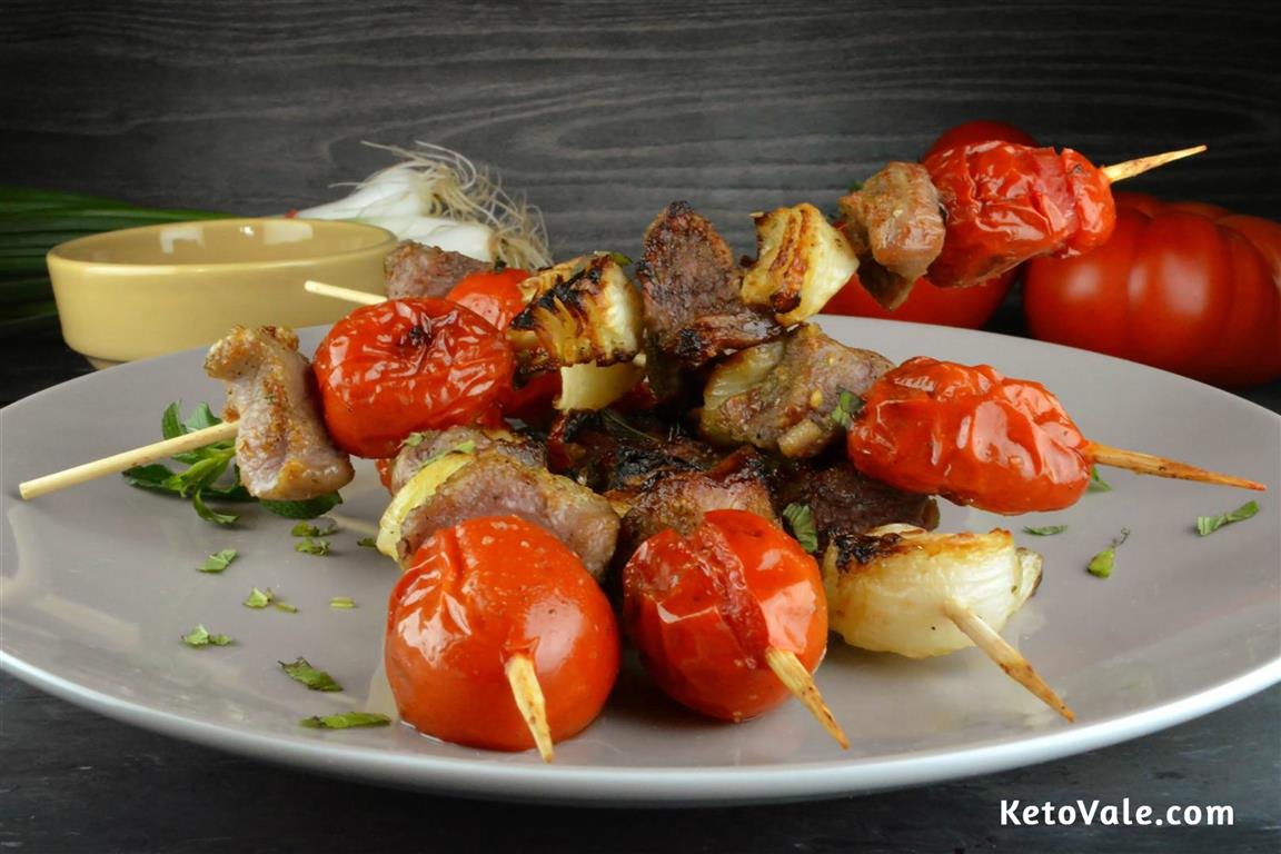 Veal Skewers Recipe