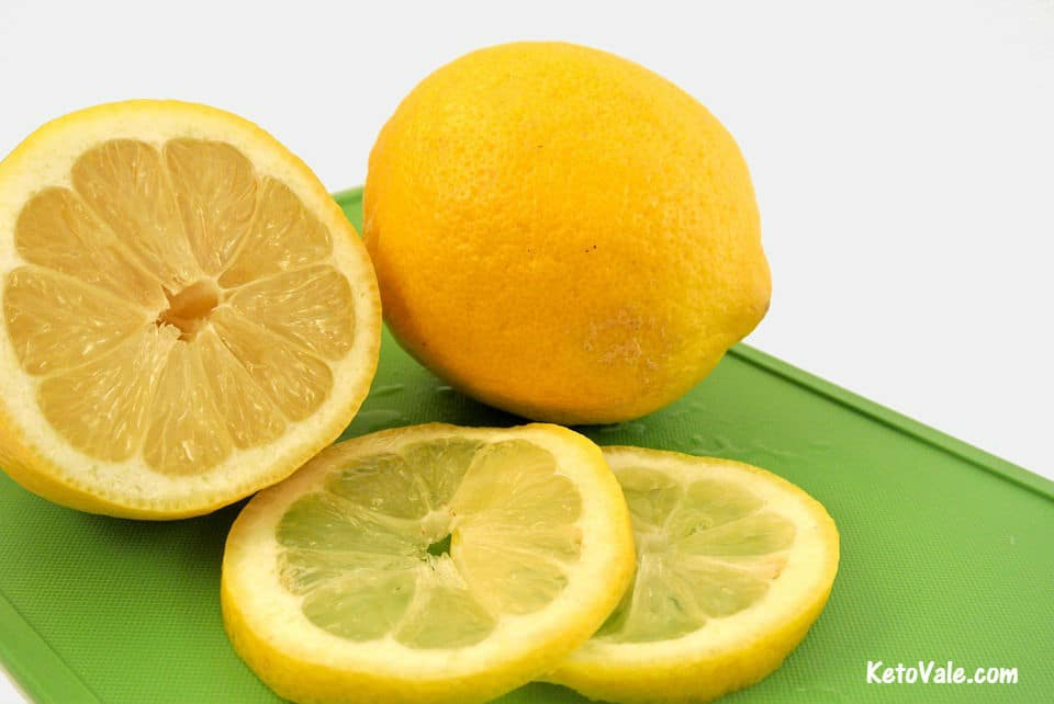 Why You Need Lemon Water On Ketogenic Diet