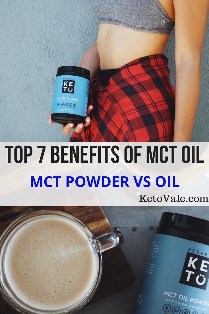Benefits of MCT Oil and Powder