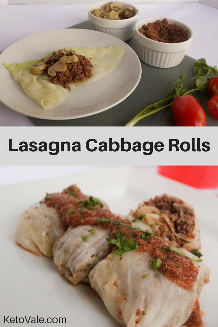 Cabbage Rolls Lasagna Style