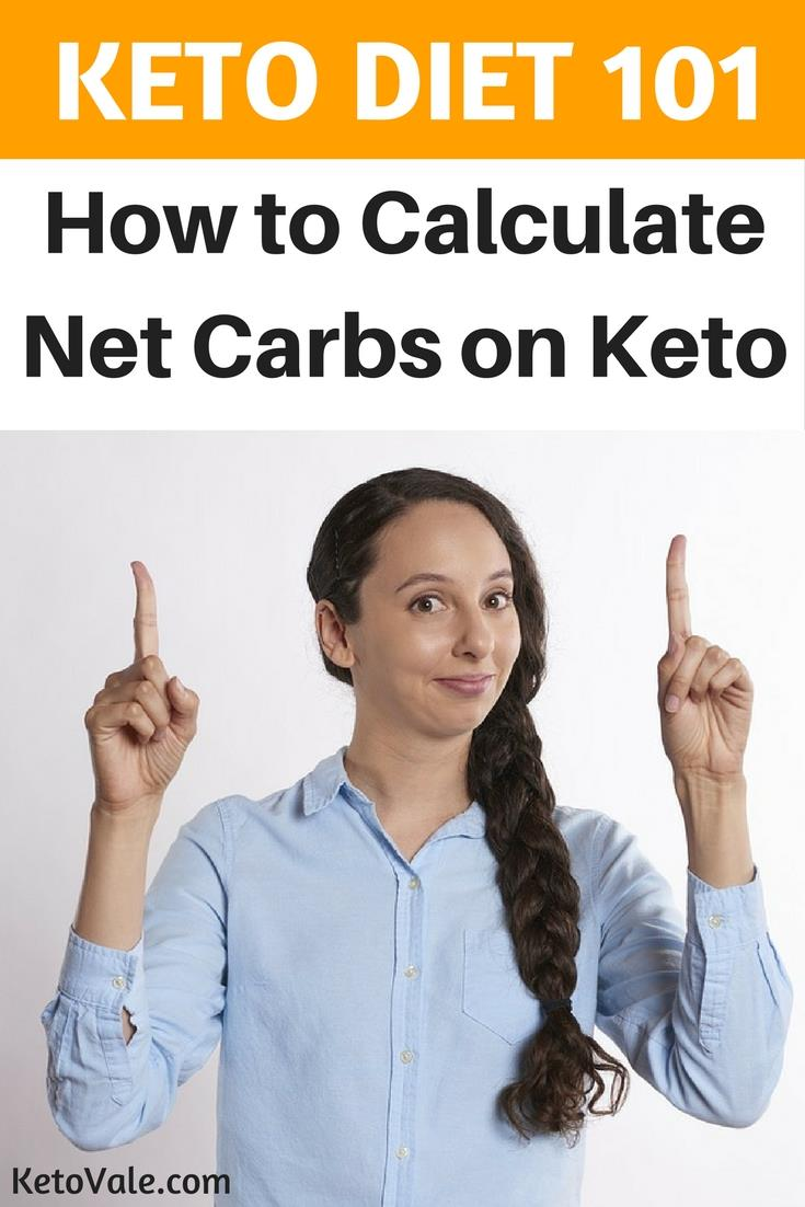 How to Calculate Net Carbs on keto