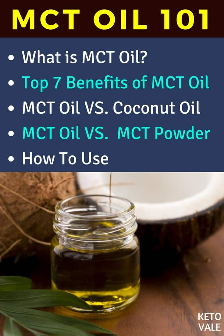 Benefits of MCT Oil and Why you need it in Keto Diet