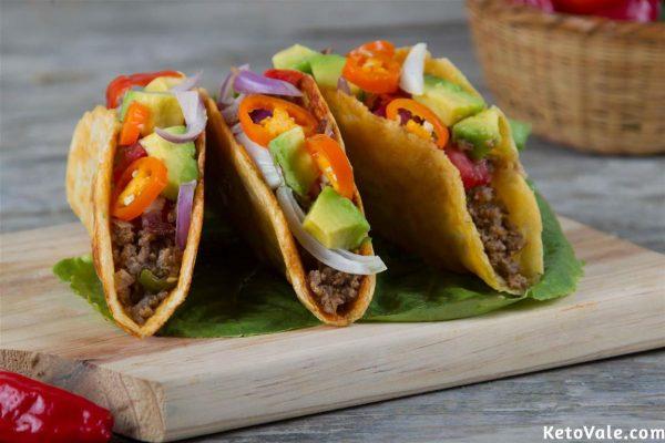 Mexican Tacos Keto