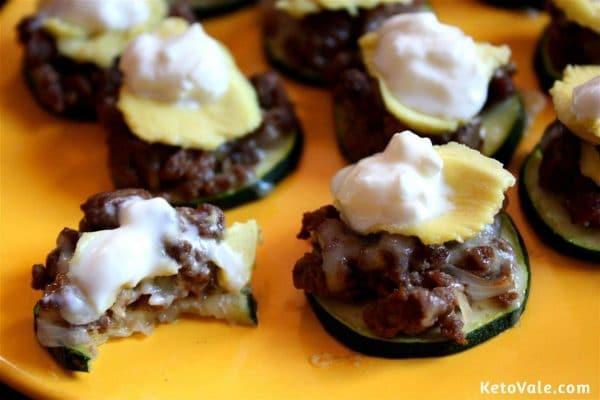 Taco Bites Recipe