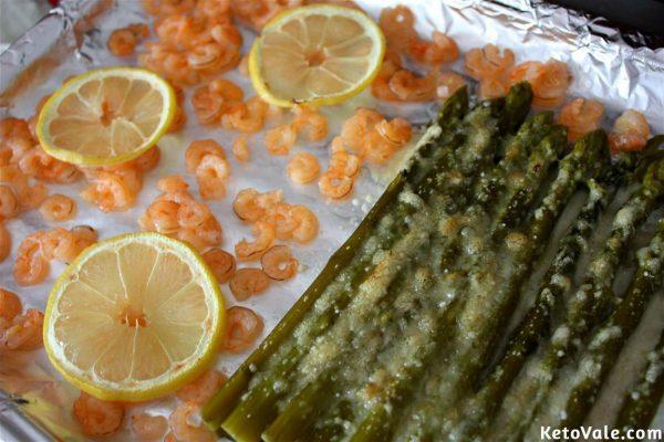 baking asparagus