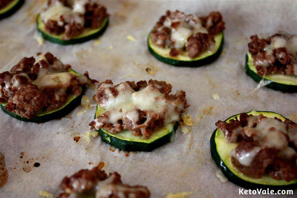 baking zucchini