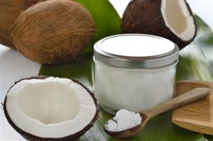 lauric acid in coconut oil