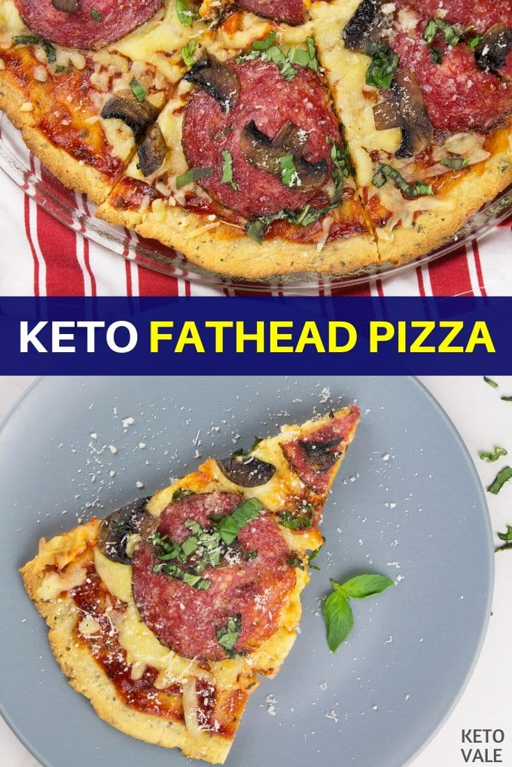 low carb fat head pizza