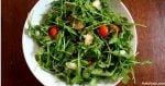 Arugula Salad with Parmesan