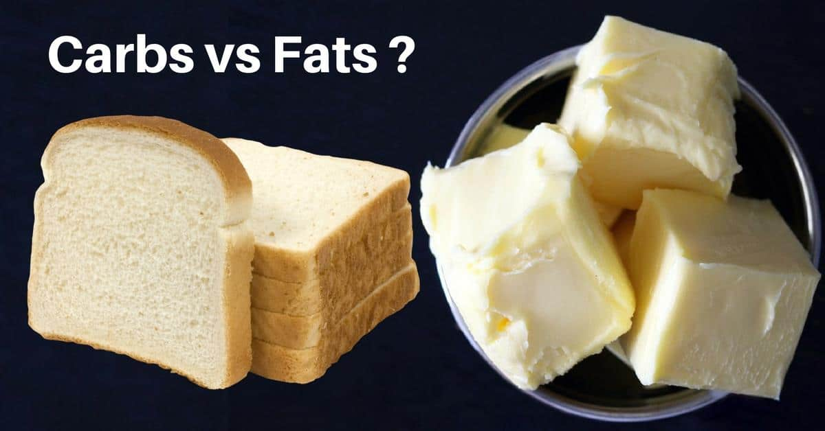 Carbs vs Fats PURE study