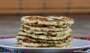 Cauliflower Tortillas recipe
