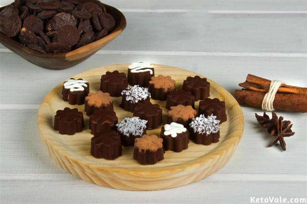 Chocolate Fat Bombs recipe