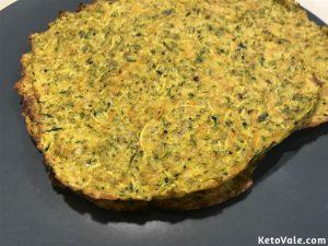 Keto Zucchini Tortillas Recipe