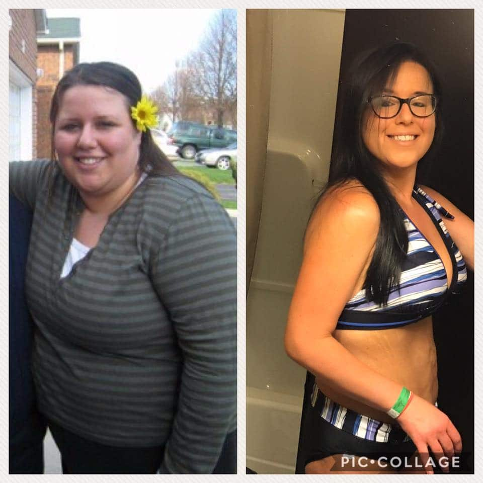 Keto diet success stories from Debbie