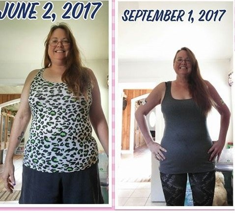 Keto success story 4
