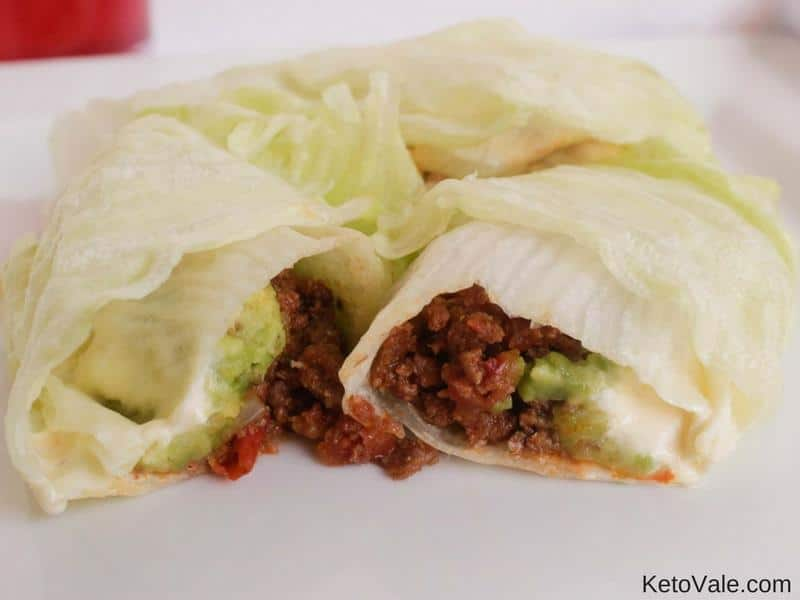 Lettuce Rolls