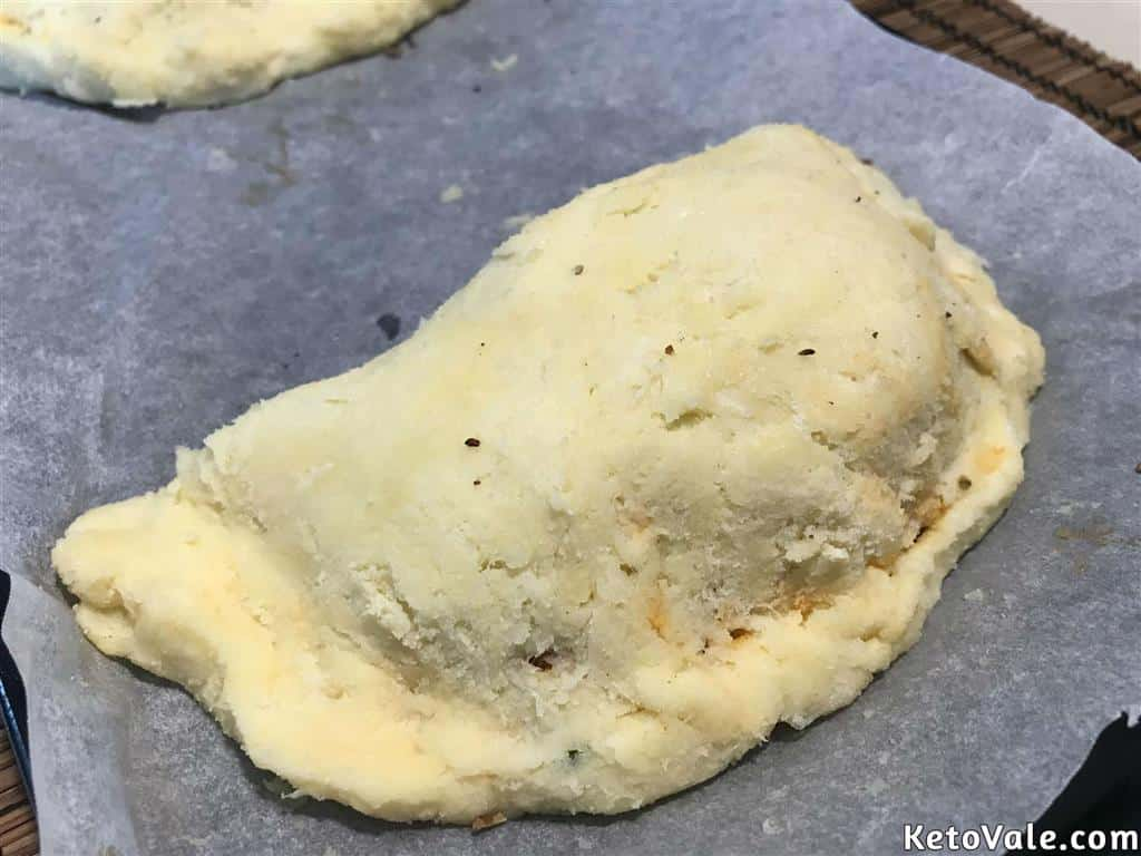 Making Empanada Dough