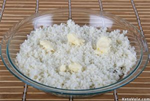Microwave Cauliflower