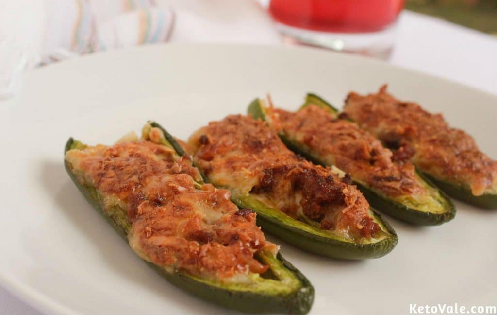 Stuffed Jalapeno Peppers Recipe