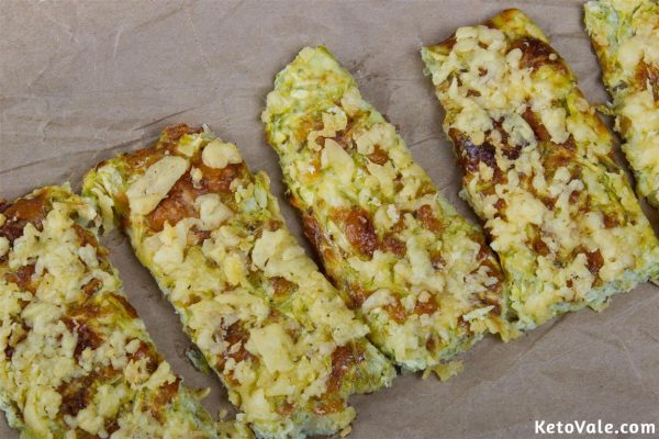 Zucchini Cheese Bread Recipe