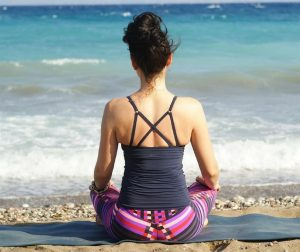 anxiety and stress with Yoga
