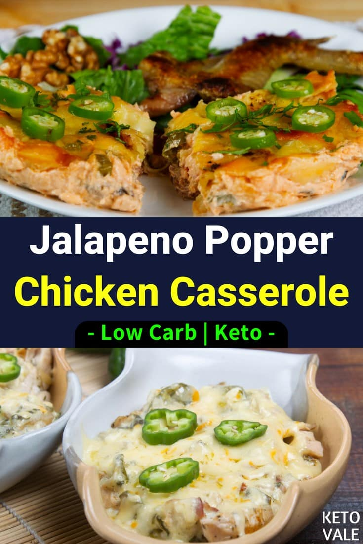 jalapeno cheese chicken casserole recipe