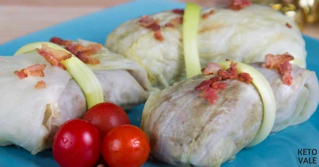 pork gabbage dumplings