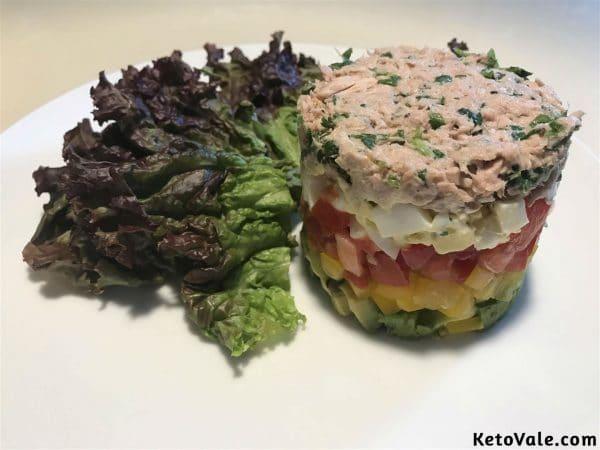 Avocado and Tuna Tartare Recipe