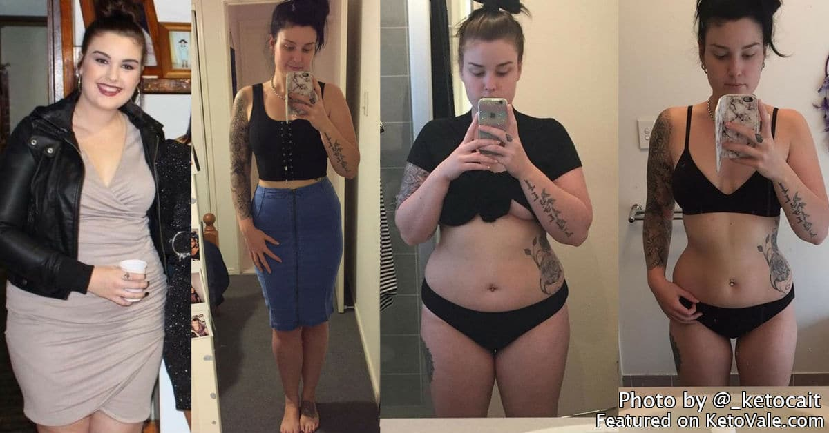 Caitlin Graham's Keto Success Story
