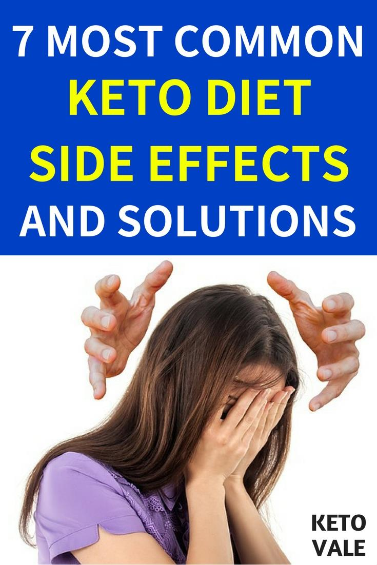 Common Ketosis Side Effects and Solutions