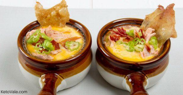 Jalapeno Popper Chicken Soup