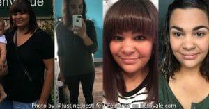Justine's Keto Success Story