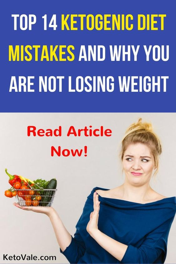Keto Diet Common Mistakes