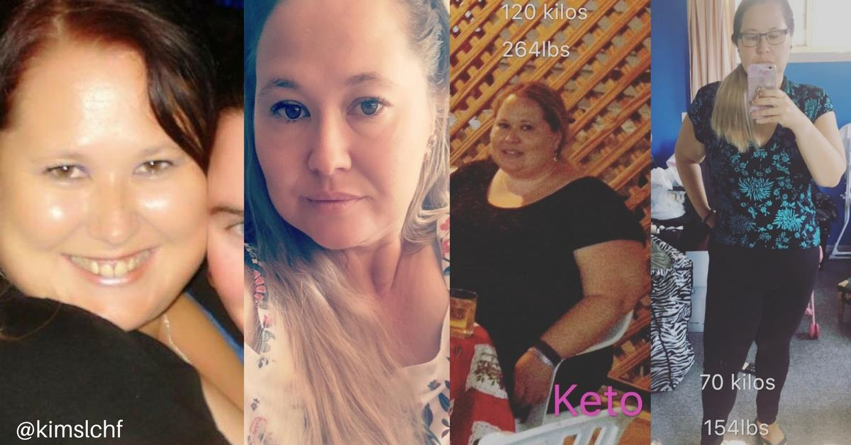 Kim Keto Success Story