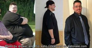 Kyle Matheson's Keto Success Story