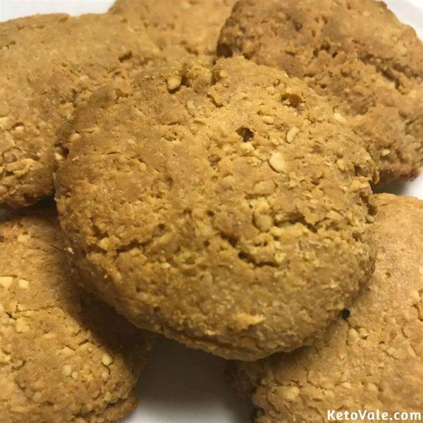 Low Carb Coconut Flour Cookies