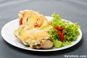 Primavera Stuffed Chicken Recipe
