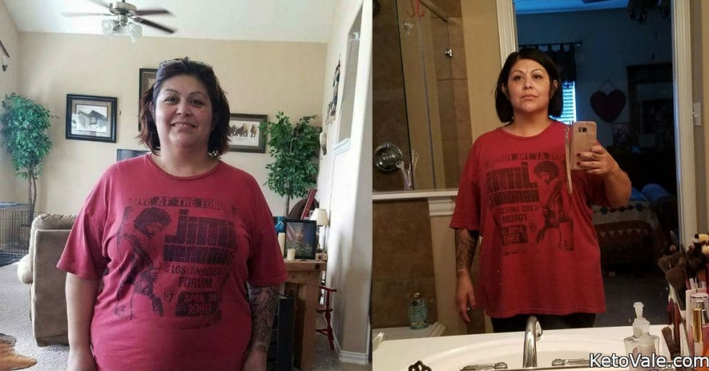 Raquel Fuentes's Keto Success Story