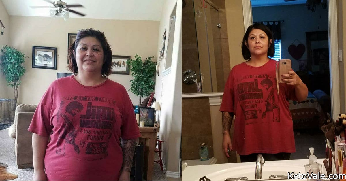 Raquel Fuentes's Keto Success Story