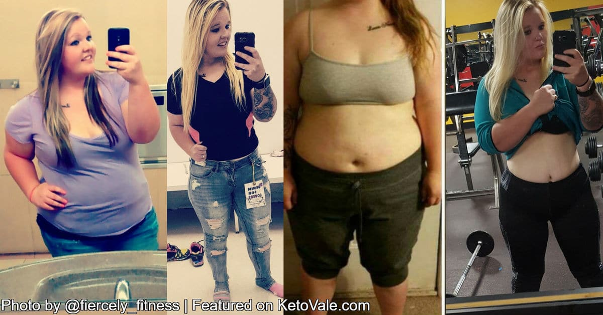 Taniesha Palmer's Keto Success Story