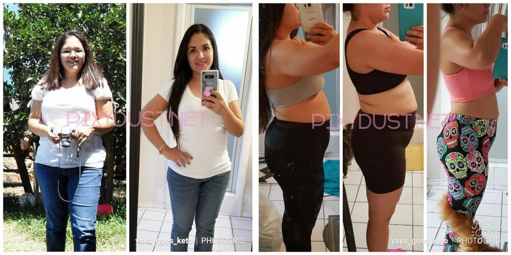 Yajaira Bueno's Keto Success Story