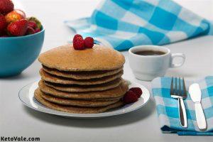 Almond Flour Flaxseed Pancakes Recipe