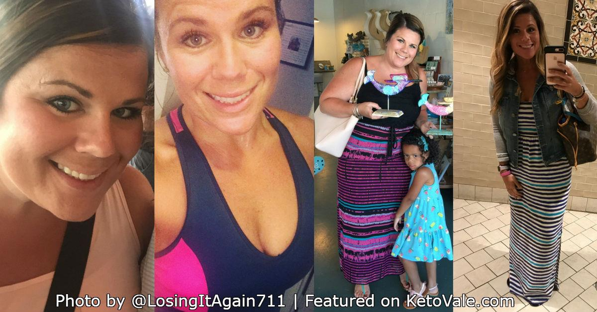 Annamarie Sampson Keto Success Story
