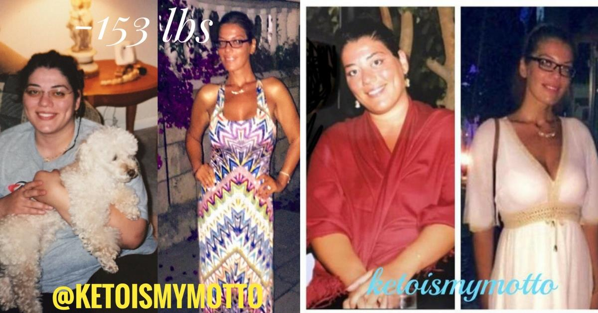 Julie Georgiou's Keto Success Story