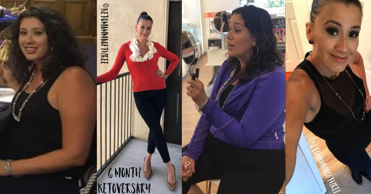 Manuela Fung's Keto Success Story