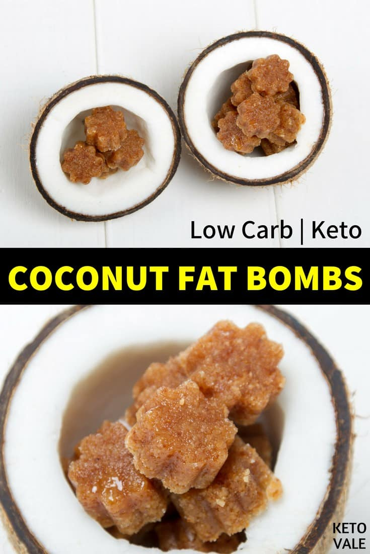 Shredded Coconut Fat Bombs